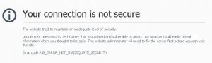 NS_ERROR_NET_INADEQUATE_SECURITY